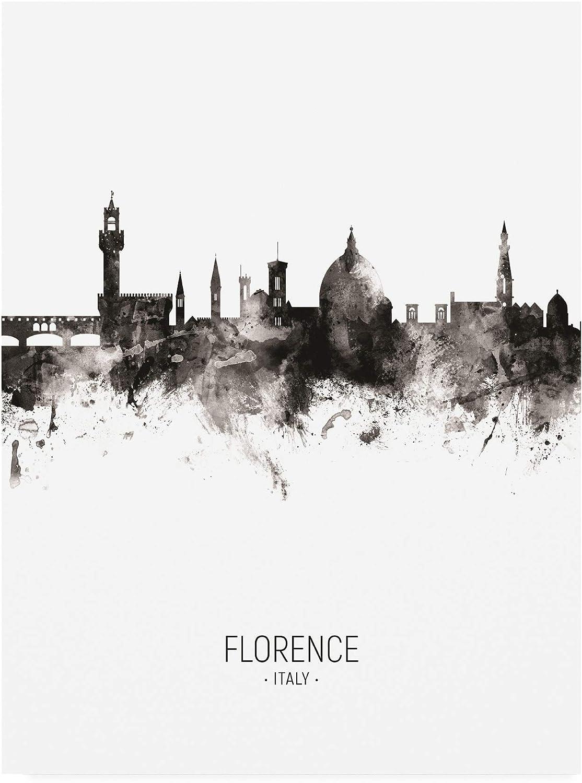 Trademark Fine Art Florence Italy depot Michael by Skyline Spring new work II Portrait