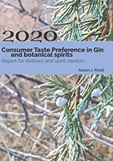 Consumer Taste Preference in Gin and Botanical Spirits: 2020 Report for Distillers and Spirit Creators