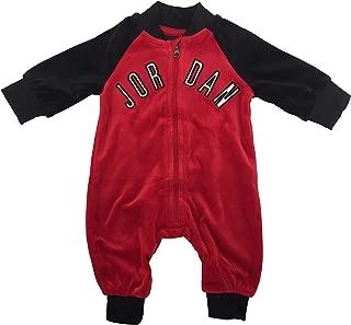 Jordan Infant Baby Velour Coverall