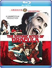 horror of dracula blu ray warner archive
