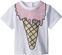 Stella McCartney Kids - Chuckle Ice Cream T-Shirt (Infant)
