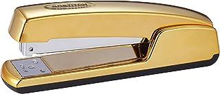 Bostitch Metallic Gold Stapler, All-Metal, 20 Sheets