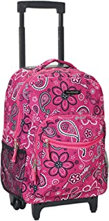 Best kids backpacks for school with wheels Reviews