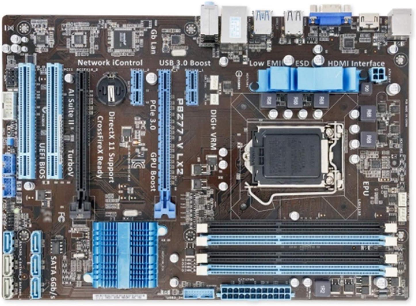 KKLL 5 ☆ very popular Computer Motherboard Gaming LGA depot DDR3 f Fit 1155