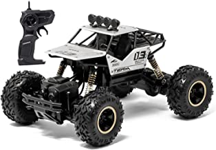 Our Store presented Remote Control Rock Crawler Four Wheel Drive 1:16 Metal Alloy Body Remote Control Rock Climber High Sp...