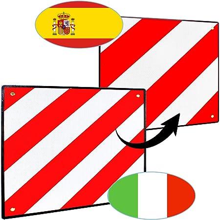 Hp Autozubehör 25134 Warntafel Italien Auto
