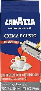 Lavazza Crema e Gusto Classico Roast Ground Coffee -8.8 oz Coffee