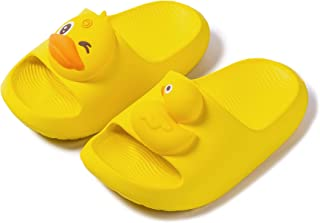 Nasogetch Enfants Chaussons pour Piscine et Plage Pantoufles Fille Garçon EVA Chaussons Chaussures de Bain Chaussures de D...