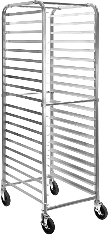 GRIDMANN Commercial Bun Pan Bakery Rack 20 Sheet
