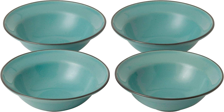 Royal Doulton Union Credence Street Cafe Bowls 4 Set Blue of 5.6