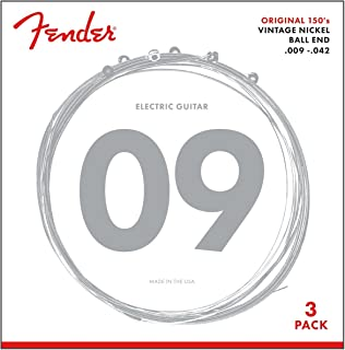 Best fender guitar strings gauge Reviews