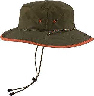 [ろしなんて工房] 帽子 アドベンチャーハット SP468 撥水大ツバ327 大きいサイズOK [日本製]