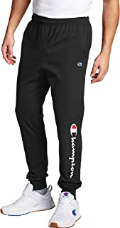 Champion Men's Classic Jersey Jogger Pant-Graphic