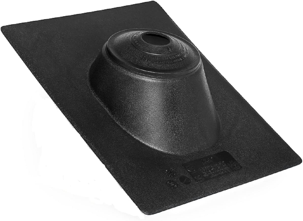 Oatey Manufacturer regenerated product 11937 No Caulk Plastic Base Roof Flashing x in Max 79% OFF 15 11 in.
