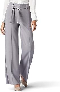Lee womens Flex Motion Wide Leg Self Tie Pant Pants