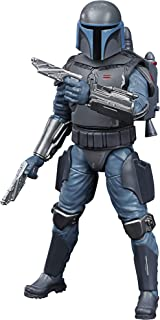 Star Wars The Black Series Manalorian Loyalist Toy 6-Inch Scale Action Figure, Ages 4 & Up