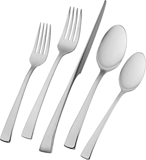 J.A. Henckels 22774-323 Zwilling Flatware Set, 23 Piece, Silver