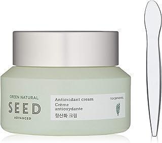 The Face Shop Green Natural Seed Antioxidant Cream, 50 ml