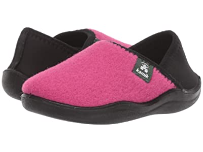Kamik Kids Cozytime (Toddler/Little Kid/Big Kid) (Magenta) Girls Shoes