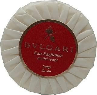 Bvlgari Eau Parfumee Au the Rouge Soap, 1.76 oz. Set of 6