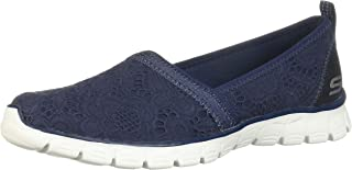 Skechers Ez Flex 3.0 Swift Breeze Womens Slip On Sneakers Navy