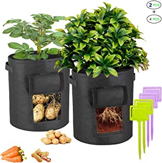 Best growing bags for vegetables Reviews