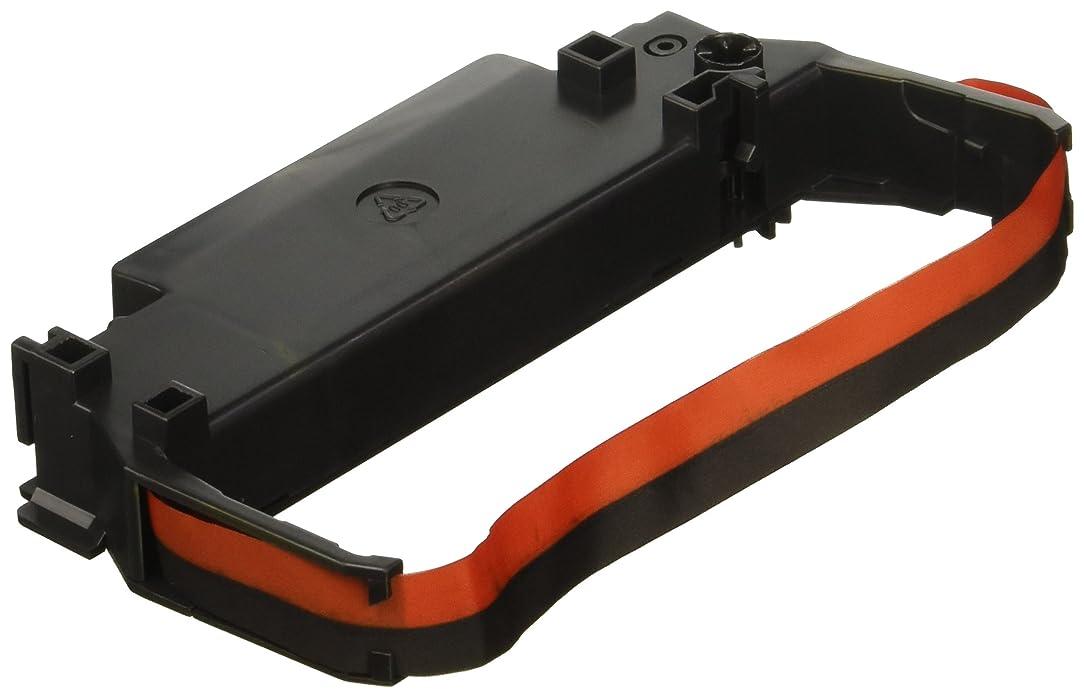 Industrias Kores ITKKOR506BR Ribbon, Black/Red, Dot Matrix, 6 per Box
