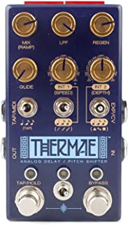 Chase Bliss Audio Thermae Analog Delay and Pitch Shifter Guitar Effect Pedal