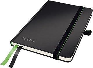 Leitz 44790095 - Cuaderno de notas (A6, cuadriculado), color negro