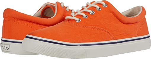 Orange Washed Canvas