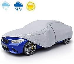 Autoplane passend f/ür BMW 3er Coupe E92 Premium Indoor Plane formanpassend atmungsaktiv aus Stoff in Schwarz