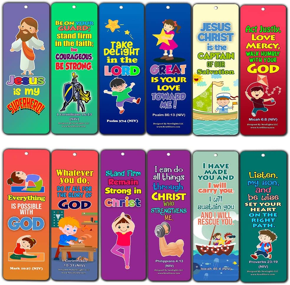 Jesus is My Direct stock discount 30-Pack Limited time cheap sale Superhero Bookmarks
