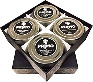 Signature Preserves Primo Sample the Collection Gourmet Gift Set, Preserves - 4, 4.5 oz.,