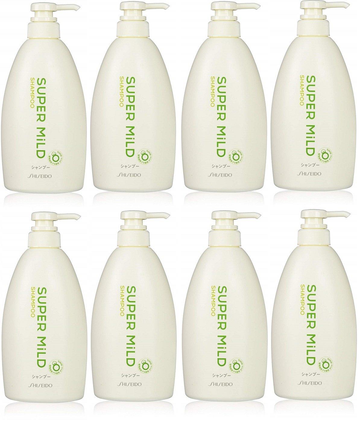 Bulk Purchase Super Mild Jumbo Shampoo Gifts 600mlx8 Outstanding