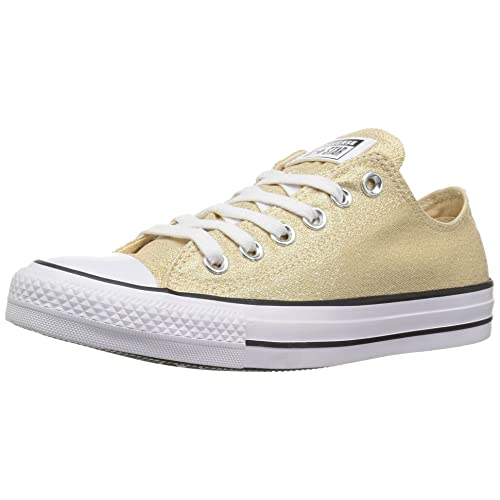6402d66a106ae7 Converse Women s Chuck Taylor All Star Shiny Tile Low Top Sneaker