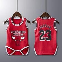 Amazon.es: Camiseta Jordan - Rojo
