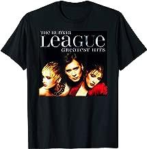 Men women The Human tee League T-Shirt