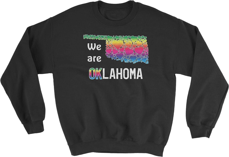 HARD Kansas City Mall EDGE DESIGN Unisex are Now free shipping OK Sweatshirt We