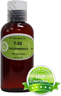 4 OZ VITAMIN E TOCOPHEROLS T-50 BY DR. ADORABLE ANTI AGING