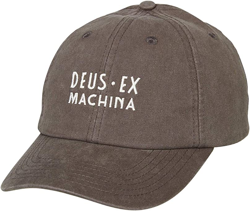 Deus Ex Machina Men's Charlestown Cap
