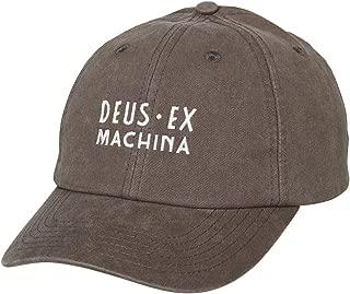 Deus Ex Machina Men's Charlestown Cap
