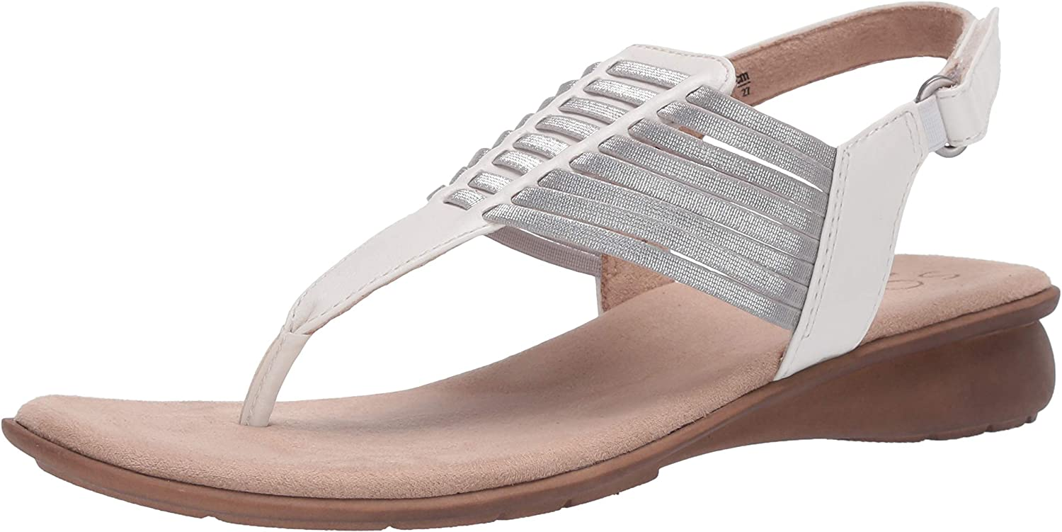 SOUL Naturalizer Women's Sandal Flat Direct stock discount Today's only Jette
