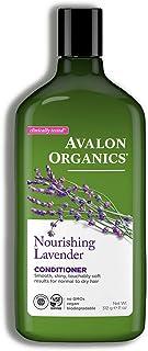 Avalon Organics Lavender Nourishing Conditioner, 11 -Ounce Bottle (Pack of 2)