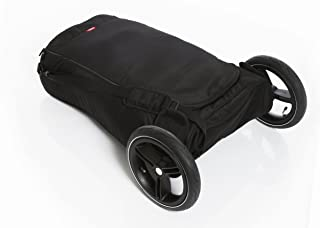 phil&teds Up and Away Stroller Travel Bag for Vibe Stroller, Black (Discontinued by Manufacturer) (Discontinued by Manufacturer)