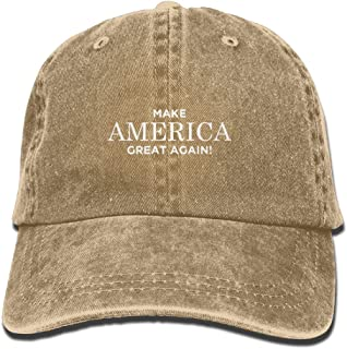 73eeae28afa Make America Great Again Cotton Adjustable Cowboy Cap Gym Caps ForMan And  Woman
