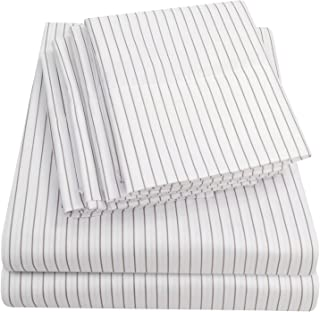 Best pinstripe bedding collection Reviews