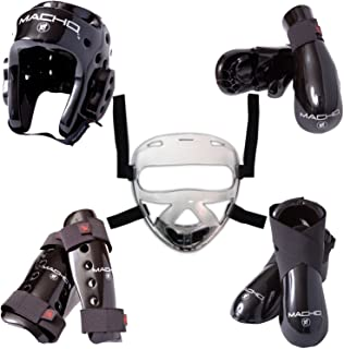Best sparring gear set with face shield Reviews