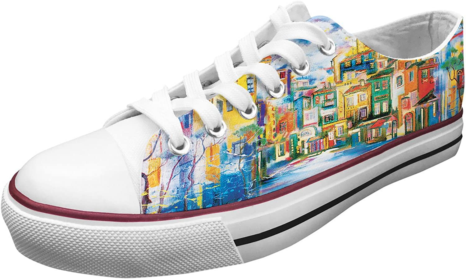 Ish Original Official Women colorful Country Low Top Rubber Sole Casual Canvas Sneaker shoes