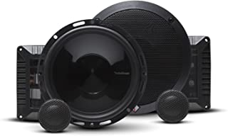 "Rockford Fosgate T1650-S Power 6.50"" 2-Way Compatible Component Speaker System with External Crossover (Pair)"