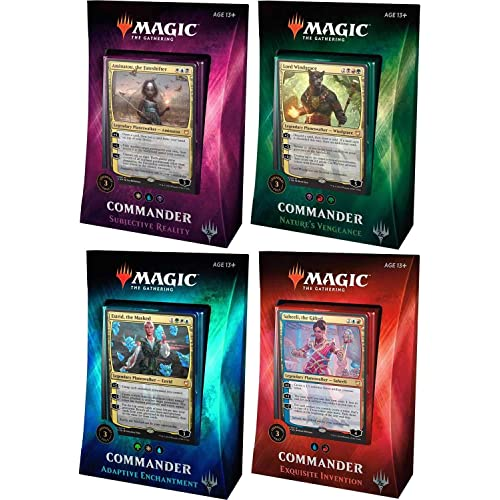 Magic The Gathering Set: Amazon com